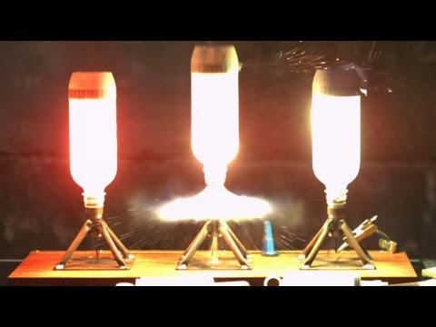 How to Make a Rocket - Bang Goes the Theory - BBC