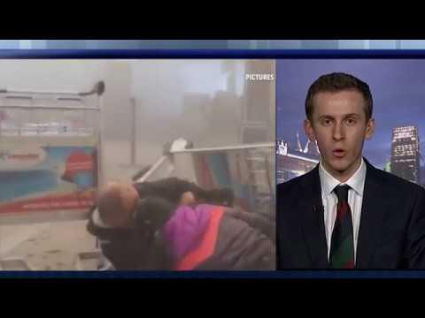 Klisman Murati (GRI) post Brussels attacks analysis Al Jazeera Arabic LIVE