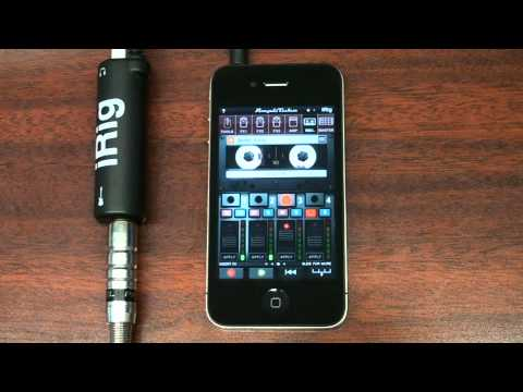 4 Track Recording with AmpliTube 2 for iPhone - Your Guitar Recording Studio Always In Your Pocket