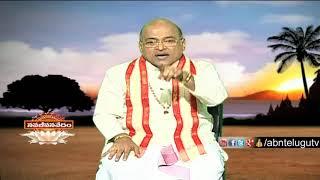 Garikapati Narasimha Rao About Mythology Behind Organ Donation | Nava Jeevana Vedam