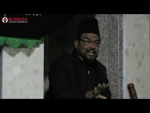 Ayyam E fatima(sa) 1440/2019 Khamsa Majlis - 3 Moulana Meesam Zaidi sahb Kalupur, Ahmedabad