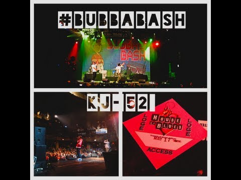 KJ52 LIVE FROM THE HOUSE OF BLUES IN ORLANDO #BUBBABASH featuring #duckdynasty and Jordan Sparks