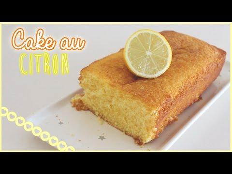 ♡ Cake au Citron