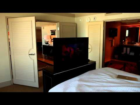 Two Bedroom Tower Suite Mirage Walk Through