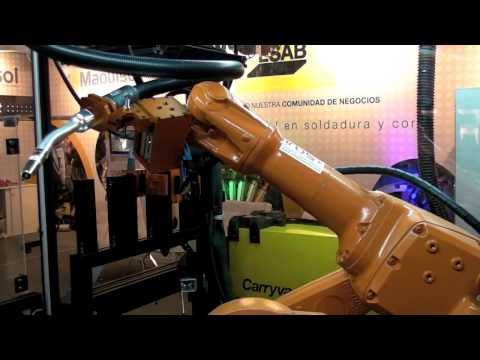 IRBS – Multiprocess Robotic Cell 2014