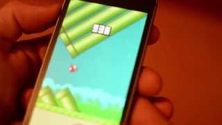 Flappy Bird Dünya Rekoru  (High Score 999! impossible! 3(