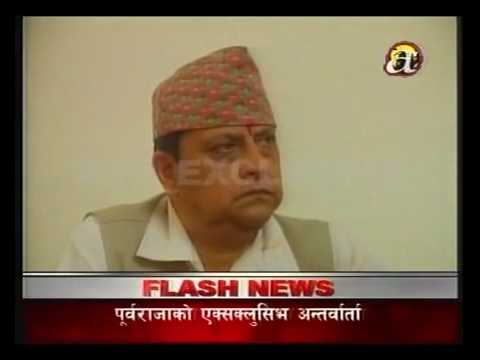 Gyanendra Shah, Nepal's Ex-King, Believes Monarchy Can Return (Interview Part - 2)