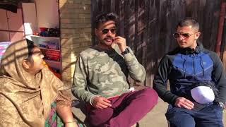ਜਿਹਨੇ ਧੀ ਦੇਤੀ ਓਹ ਹੋਰ ਕੀ ਦੇਵੇ 😐😐 | With- Mr Sammy Gill Naz 007 Ashwani Sharma TAYI -Surinder Kaur