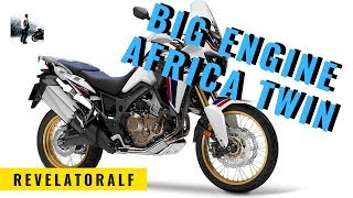New Big Engine Africa Twin - Honda Motorcycle Upgrade - Euro Emissions Compliance