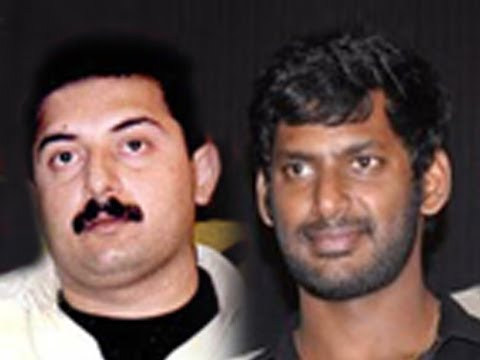 Arvindsamy is the Villain for Vishal