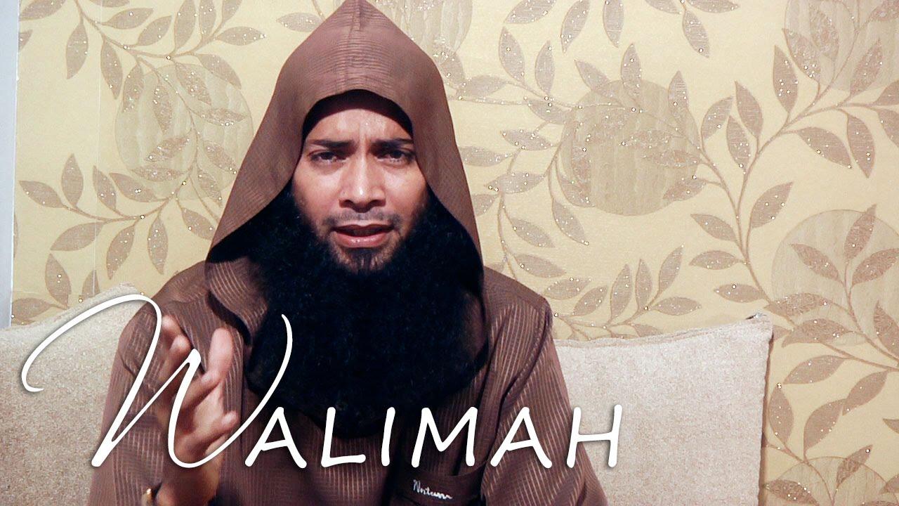 Ceramah Singkat: Walimah - Ustadz DR. Syafiq Riza ...