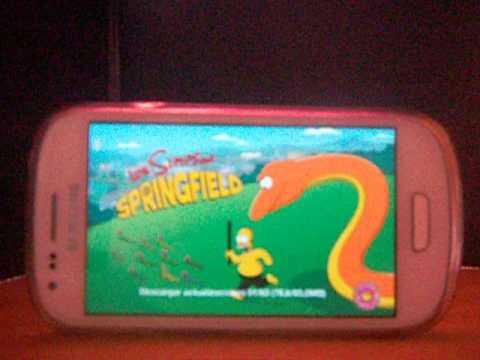 Hack Los Simpson Springfield 2013 Ver. 4.1.3 ( Android ) Root/No Root