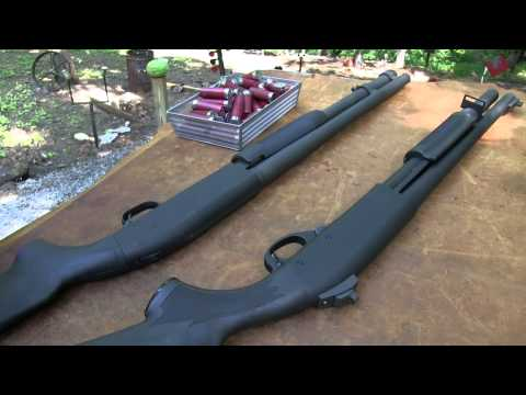 Mossberg 590 vs Remington 870