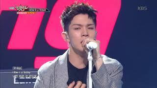 뮤직뱅크 Music Bank - HOW R U TODAY - N.Flying.20180518