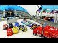 ТАЧКИ 3 Мультики про Машинки Автодром Флорида 500 - Гонки Молния МакКуин и Джексон Шторм CARS 3