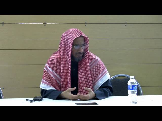 ILM(Masjid As The Center of Knowledge) - Session 5