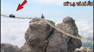 Nếu gặp 10 cây cầu kỳ lạ này bạn nên bỏ tim ra ngoài nếu muốn đi qua
