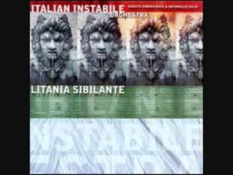 Italian Instabile Orchestra - Scarlattina