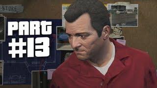 Grand Theft Auto 5 Gameplay Walkthrough Part 13 - The Approach (GTA 5)