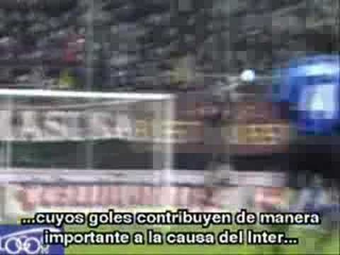 Diego Simeone en Inter