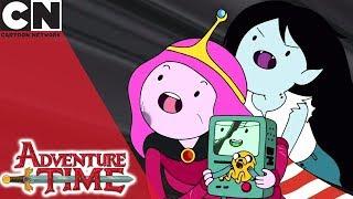 Adventure Time | Singalong: Time Adventure | Cartoon Network UK 🇬🇧