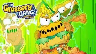 Grossery Gang | PUTRID POWER TRAILER | Grossery Gang Movie | Cartoons For Kids