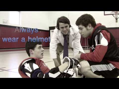Lutheran West High School. Concussion 2014
