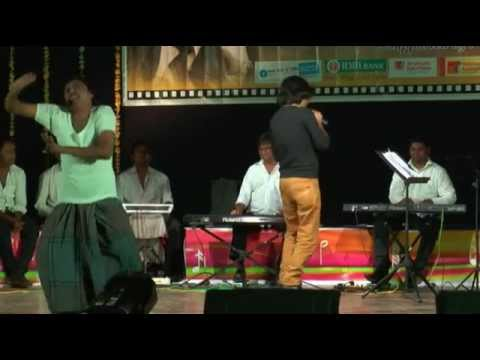 ramkumar as act like mehmood (mehboobha a mehbobha)sadhu aur...