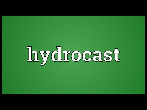 Header of Hydrocast