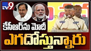 PM Modi cheated people of Andhra Pradesh : CM Chandrababu