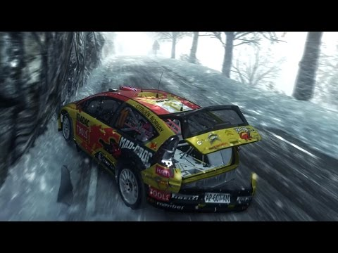 Dirt Rally crashes (Realistic damage mod) #4