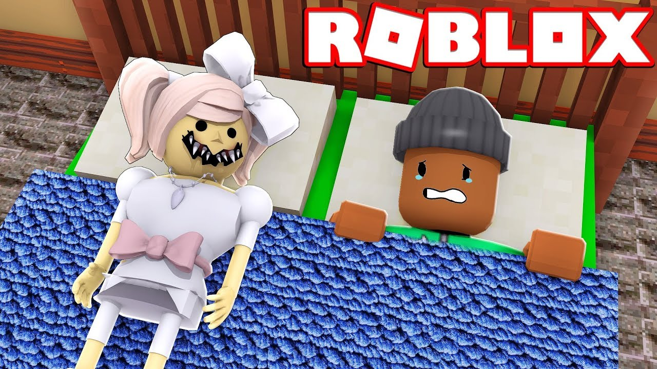 THE CUTE, LITTLE DOLL - A Roblox Horror Story
