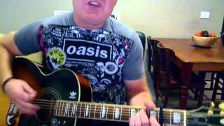 Watch Oasis I Believe In All video