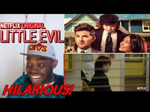 Little Evil   Official Trailer [HD]   Netflix REACTION!!! streaming vf
