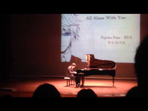 All Alone With You (Psycho Pass ED2) - Animenz Live 2015 Singapore
