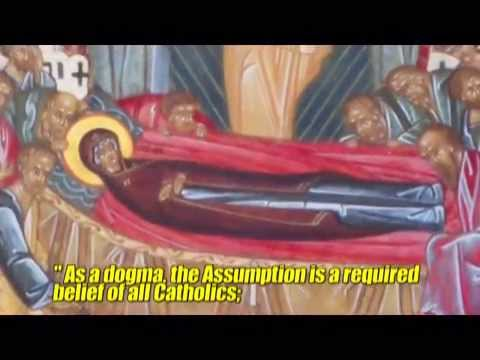 The Assumption of the Blessed Virgin Mary into Heaven