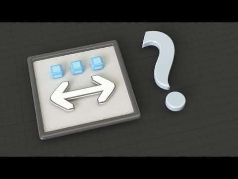 TIP I Help, I cant scale or rotate objects in Blender! Manipulate Centers Only Explained
