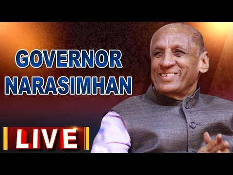 Governor ESL Narasimhan Participates Flag off Ceremony of Metro Train Services | LIVE