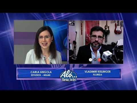Maduro infiltró espías en Colombia y Miami - Aló Buenas Noches - EVTV - 04/22/19 S1