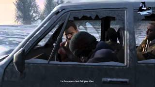 Découverte) Grand Theft Auto 5 Gameplay français