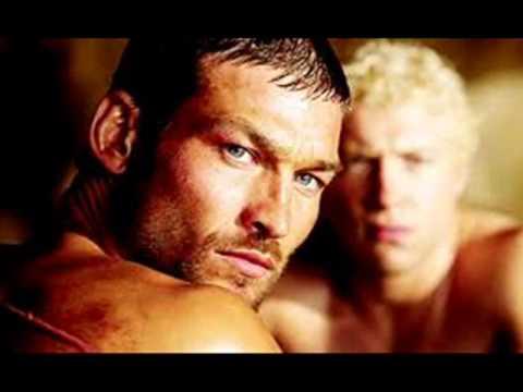 The Hot Men Of Spartacus video