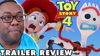 TOY STORY 4 Trailer Review & Theory - Black Nerd Rants