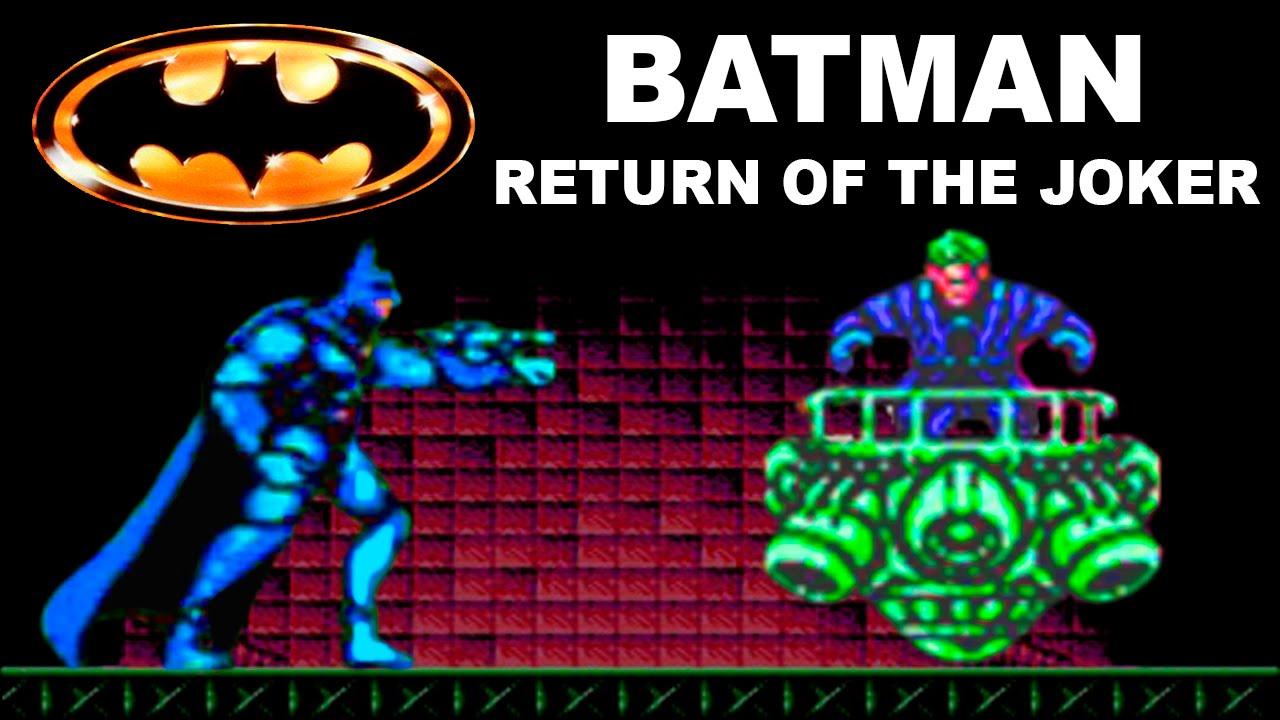 batman игры dendy