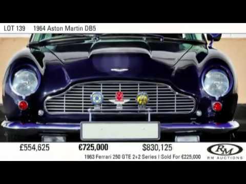RM Auctions Paris repeat stream