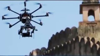 Indian Army sends Made in America Drones on Pak-India LOC