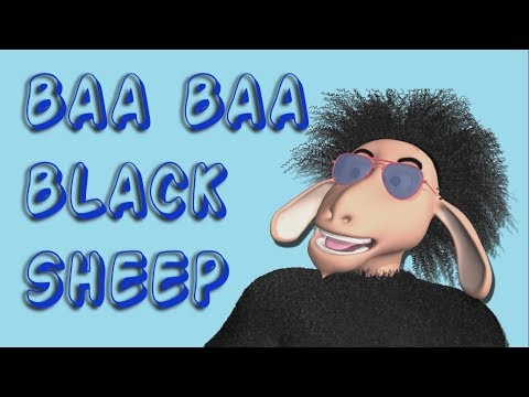 Baa Baa Black Sheep - Nursery Rhymes, 3D Animations and Children Songs