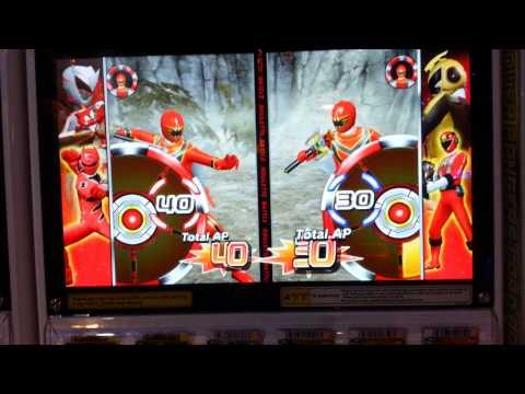 Power Rangers Card Battle - Mystic Force Gameplay