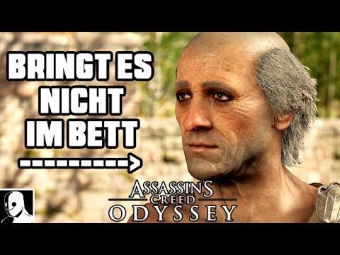 Assassin's Creed Odyssey Gameplay German #22 Frauen beglücken & legendäre Tiere (Lets Play Deutsch)