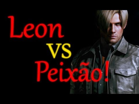 Leon Against The Big Peixo