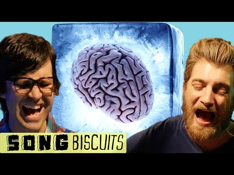 Rhett And Link - The Brain Freeze Song